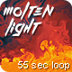 Molten Light - VideoHive Item for Sale