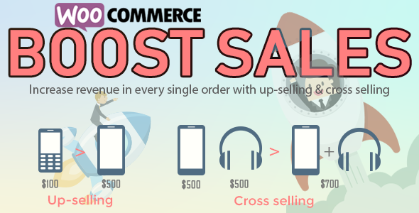 WooCommerce Boost Sales - Upsells & Cross Sells - CodeCanyon Item for Sale