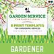 Gardener Templates Bundle