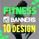Fitness & Sport Instagram Banner