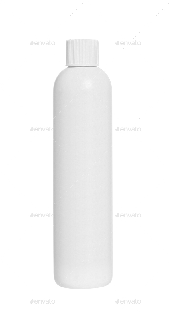 Blank Bottle isolated - Stock Photo - Images