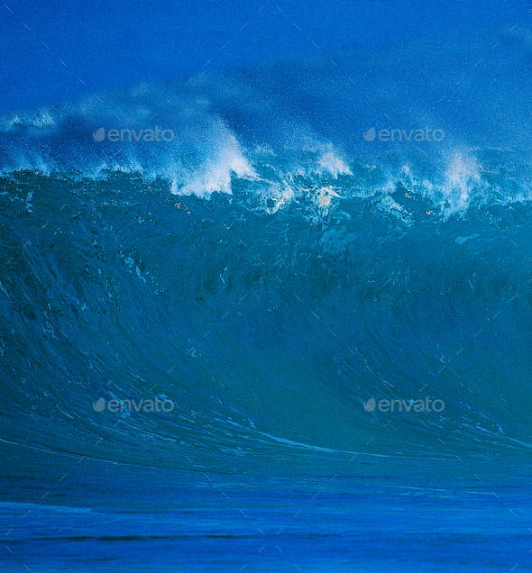 sea wave - Stock Photo - Images