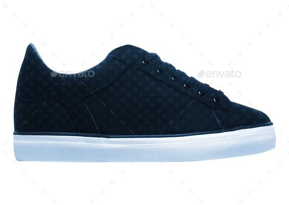 shoe isolated on white - Stock Photo - Images