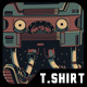 Bored in Tech T-Shirt Design - GraphicRiver Item for Sale
