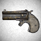 Remington Derringer Pistol