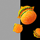 Nutritious Hamburger - VideoHive Item for Sale
