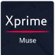 Xprime - Muse Multipurpose template - ThemeForest Item for Sale