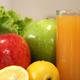 Fruits and Vegetables with Juice - VideoHive Item for Sale