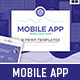 Mobile App Templates Bundle