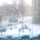Snowfall In City - VideoHive Item for Sale