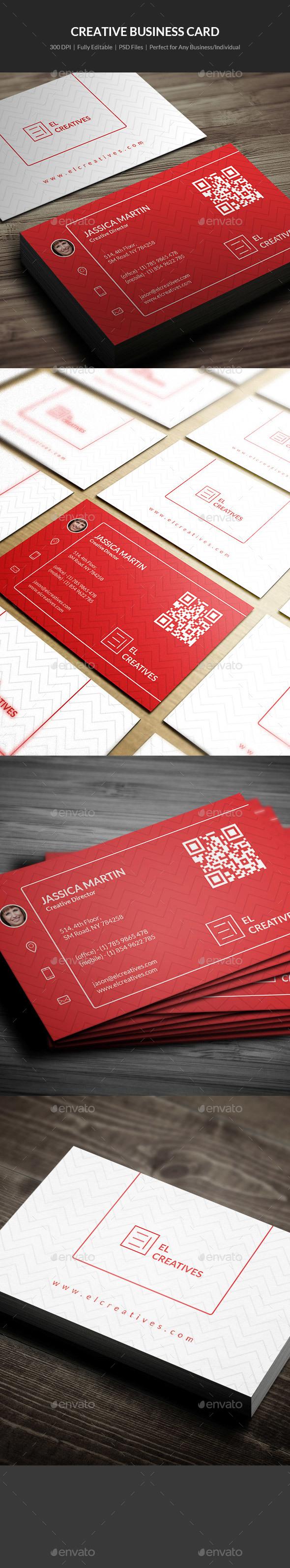 Creative Business Card - 02 - Creative Business Cards