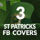Saint Patrick Facebook Cover - GraphicRiver Item for Sale