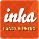INKA - Retro Flavor Design Template - ThemeForest Item for Sale