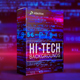 Hi-Tech Backgrounds Pack 1 - VideoHive Item for Sale