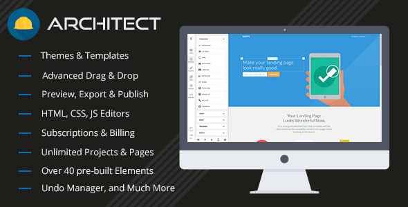 Delightful Architect   HTML And Site Builder   CodeCanyon Item For Sale