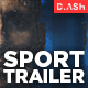 Sport Trailer - VideoHive Item for Sale