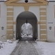 The Public Areas of Castle Schleissheim in Munich, Germany in Snow - VideoHive Item for Sale