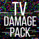 TV Damage Pack - VideoHive Item for Sale