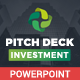 Pitch Deck Investment - GraphicRiver Item for Sale