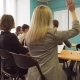 Students Raise Hands After the Teacher's Question During Lecture - VideoHive Item for Sale