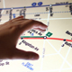 New York City Subway Map On Touch Screen Computer - VideoHive Item for Sale
