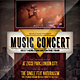 Music Concert Flyer / Poster - GraphicRiver Item for Sale