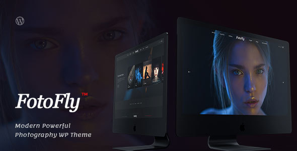 Image of Fotofly - Photography WordPress Theme