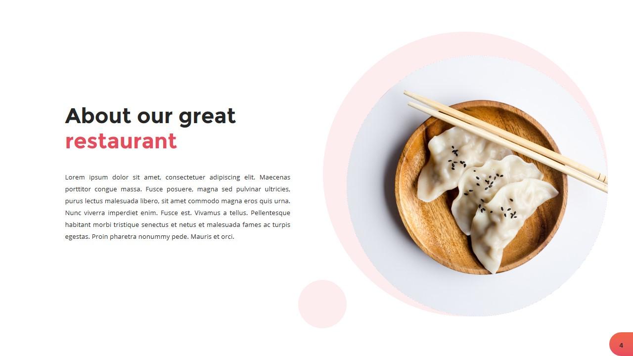 Foodie food and restaurant powerpoint template by pixelbob foodie food and restaurant powerpoint template toneelgroepblik Images