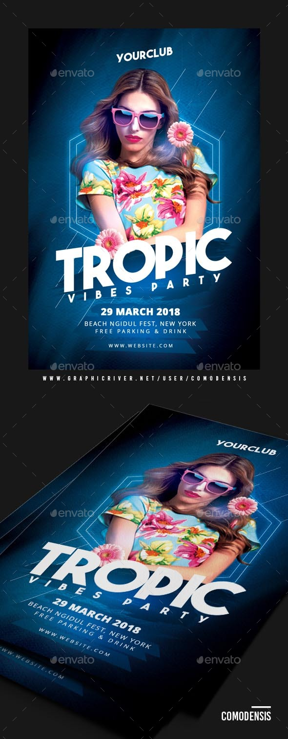 Tropic Vibes - Clubs & Parties Events