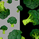 3D Objects In The Form Of Broccoli - VideoHive Item for Sale