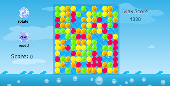 Bubble breaker! - CodeCanyon Item for Sale