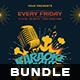 Karaoke Flyer Bundle - GraphicRiver Item for Sale