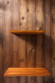 shelf at wooden background  wall - PhotoDune Item for Sale