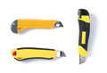 stationery knife isolated on white - PhotoDune Item for Sale