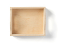 wooden box isolated on white - PhotoDune Item for Sale