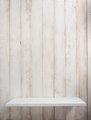 wooden shelf at white background - PhotoDune Item for Sale