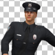 Police Officer Street Dance - VideoHive Item for Sale