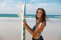Me, the beach and my surfboard - PhotoDune Item for Sale