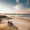 Girs enjoying  a day on the beach - PhotoDune Item for Sale