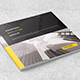 Square Clean Proposal Brochure - GraphicRiver Item for Sale