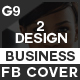 Business Service Facebook Cover - GraphicRiver Item for Sale