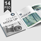 Cover / Magazine Mockup - GraphicRiver Item for Sale