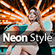 25 Neon Style Lightroom Presets