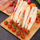 Delicious homemade club sandwiches - PhotoDune Item for Sale