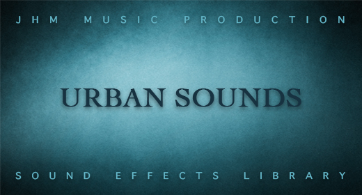 Urban Sounds Library