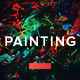 120 Abstract Oil Painting Backgrounds
