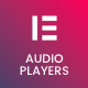 MP3 Audio Players for Elementor Page Builder