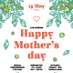 Mother's Day Poster Template - GraphicRiver Item for Sale