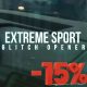 Extreme Sport - Glitch Opener - VideoHive Item for Sale