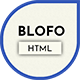 Blofo - Portfolio & Agency Template